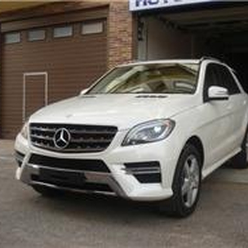 Mercedes-Benz ML BlueTec 4M Editon 1 7G Plus Edi...