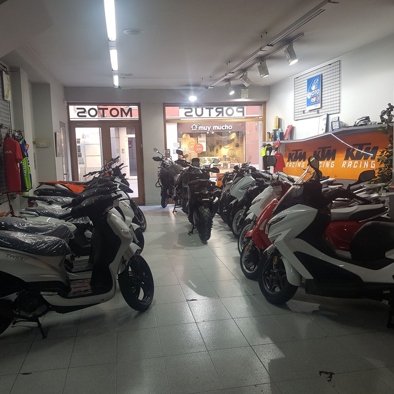 Taller de motos: Servicios de Motos Portús