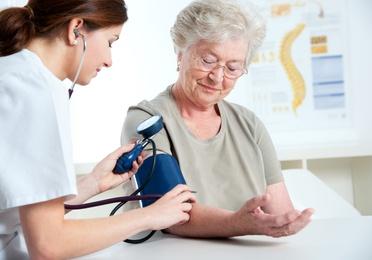Servicio de enfermería y servicio médico