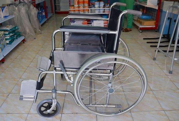 Sillas de ruedas: Productos y servicios de Farmacia y Ortopedia Sobrino Moreno