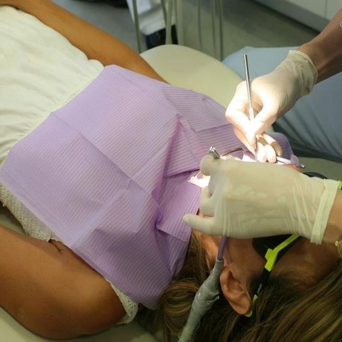 Los puntos fuertes de la implantología dental