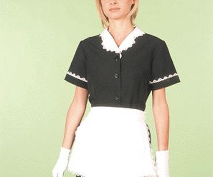 Señora: Ropa de trabajo y uniformes de José Luis y sus Chaquetillas