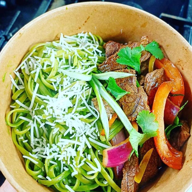 Pastas al wok: Carta de TIKA MARIYA