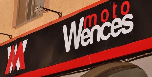 Tienda de motos en Algeciras con posibilidad de adquirir accesorios
