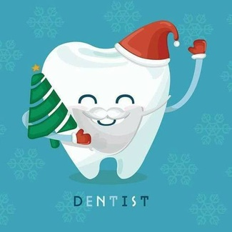 Dentista Javier Pérez os desea Feliz Navidad