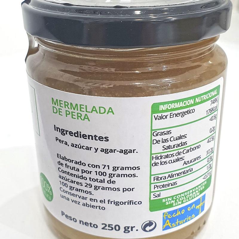 Pear Jam: Our Products de Pastelería Creativa Javier Ramos