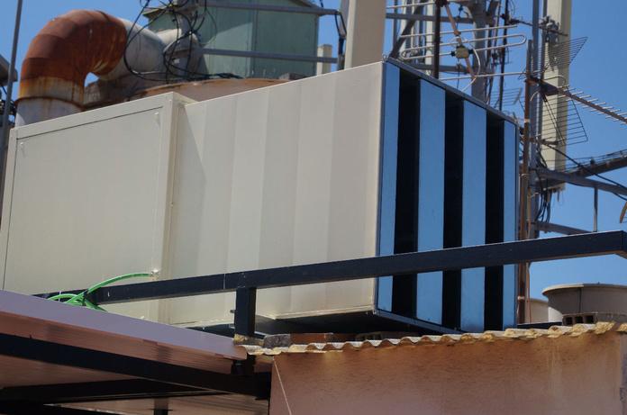 Atenuación acústica y Silenciadores para ventilación: Servicios  de Teyvent