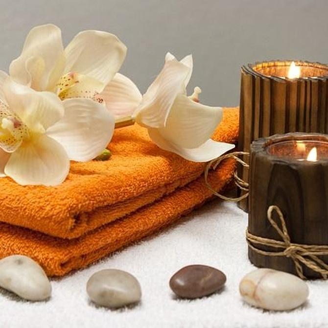 Tipos de masajes orientales para relajarte