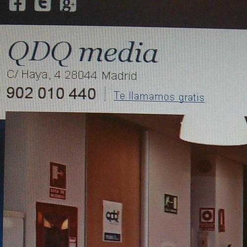 Diseño de páginas web en Madrid | Espacio Qonecta