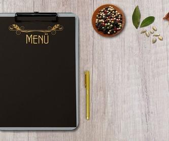 Aperitivos y otros: Carta de Restaurante Duque