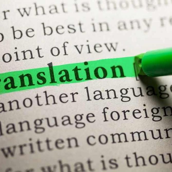La importancia de las traducciones juradas