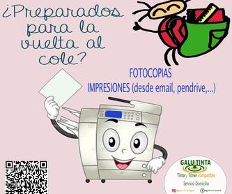 Imagen Corporativa: Productos y Servicios de LUCÍA PINTOS RUIBAL