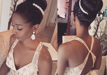 Peinados de boda y comunión