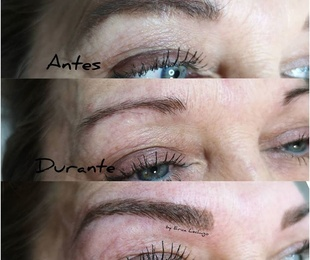 Microblading by Erica
