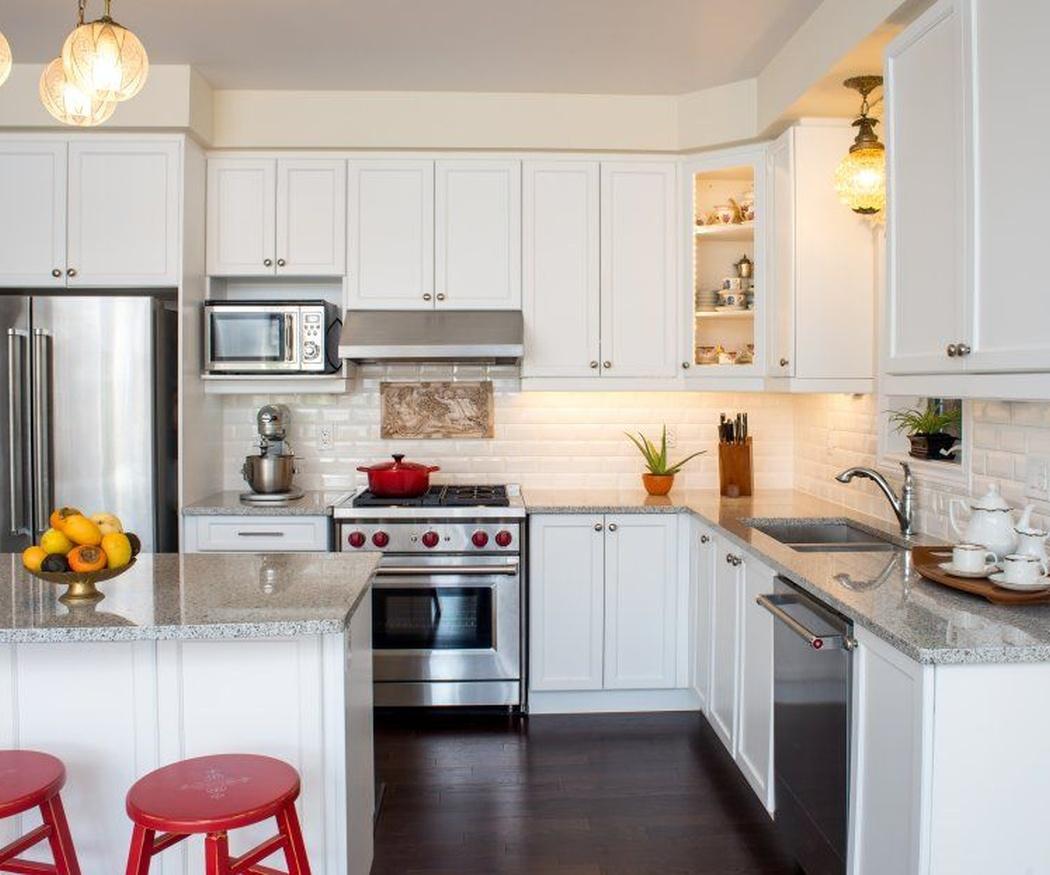 La funcionalidad de las cocinas a medida