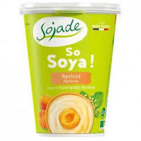 Yogur soja de albaricoque SOJADE 400gr: Productos de Bionatura