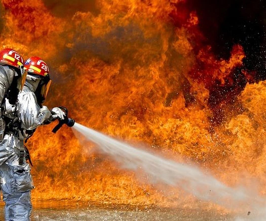Cómo protegerse del fuego de forma segura