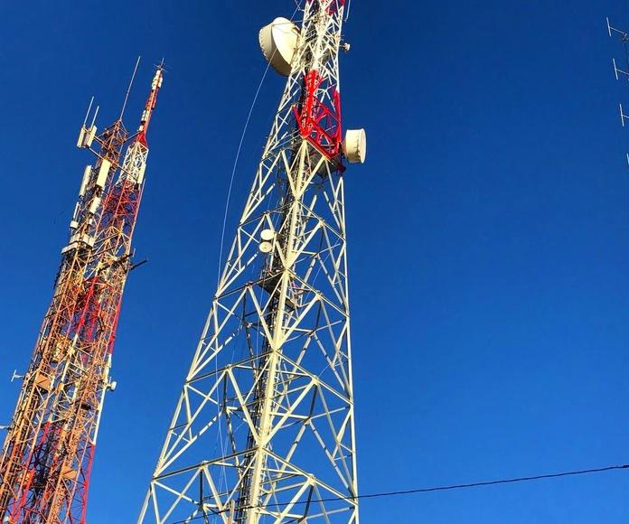 Pintado de antenas. : Servicios que ofrecemos de Vertimax
