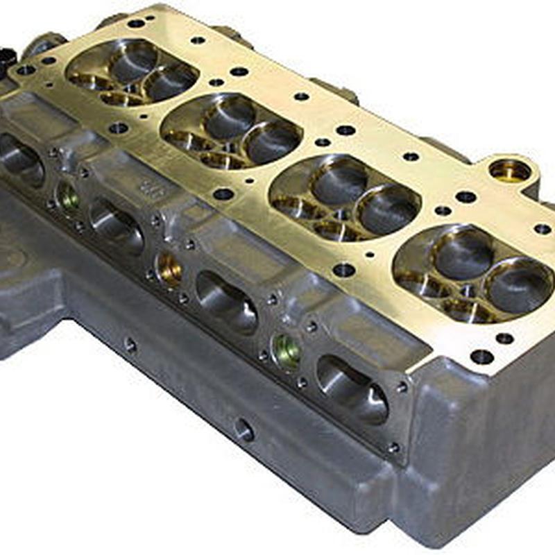 Rectificado plano de culata: Servicios de Turbo Inyección Corega