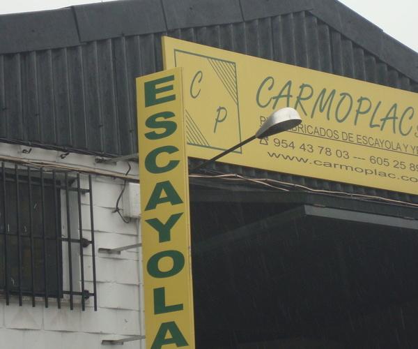 Eacayolas en Sevilla