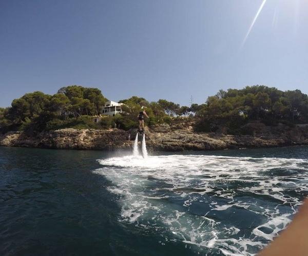Location de Flyboard à Palma de Majorque