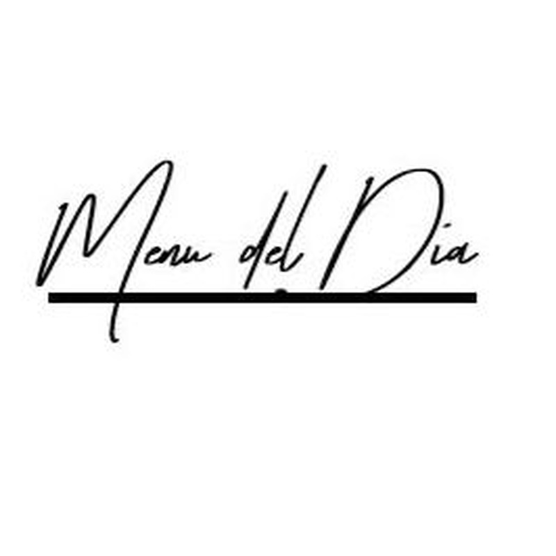 Menú del día: Carta de Restaurante La Marquesita