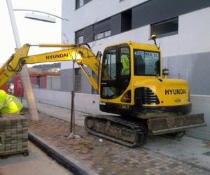 Excavaciones Royo Hermanos en Pamplona