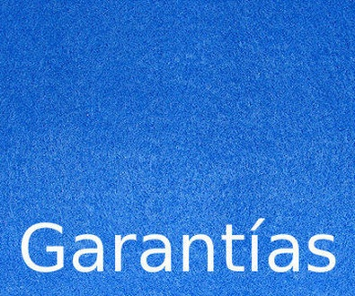 Garantías
