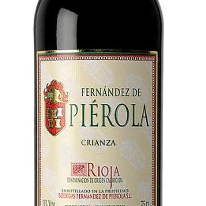 Tinto Piérola 50 cl: Nuestra Carta de Restaurante Coto do Rano