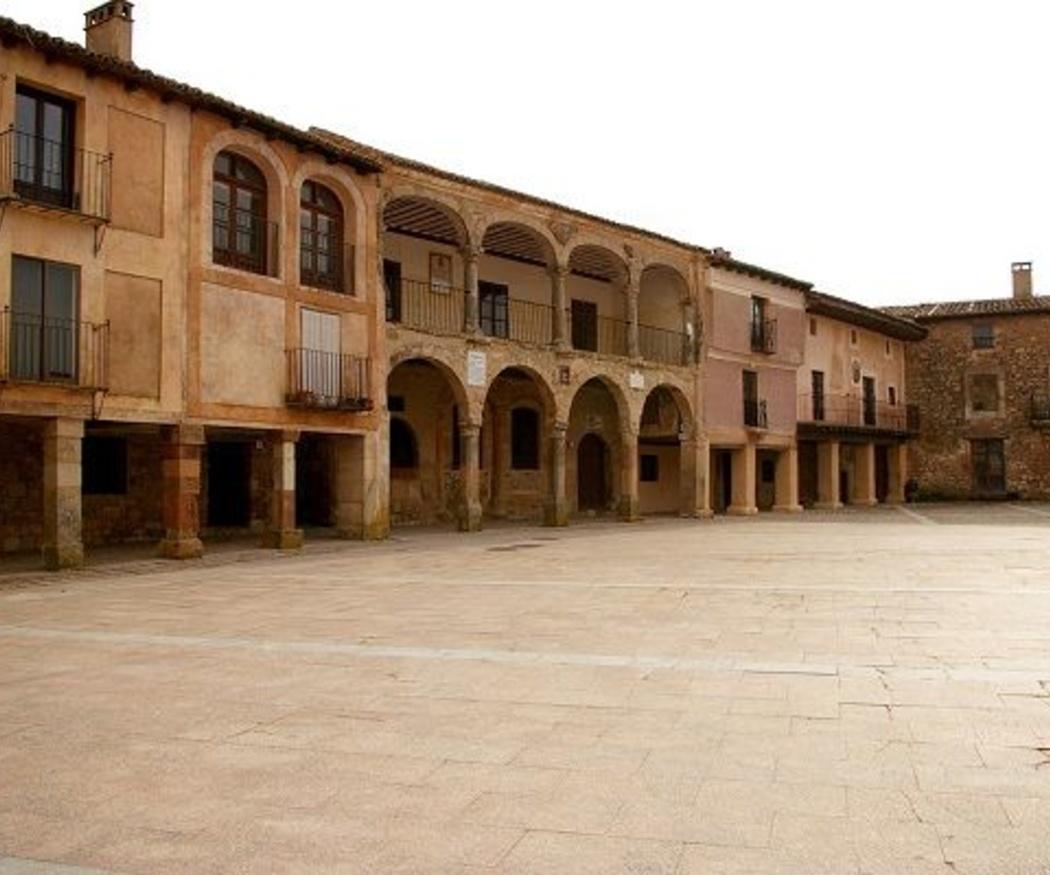 Medinaceli, un lugar lleno de arte y de historia