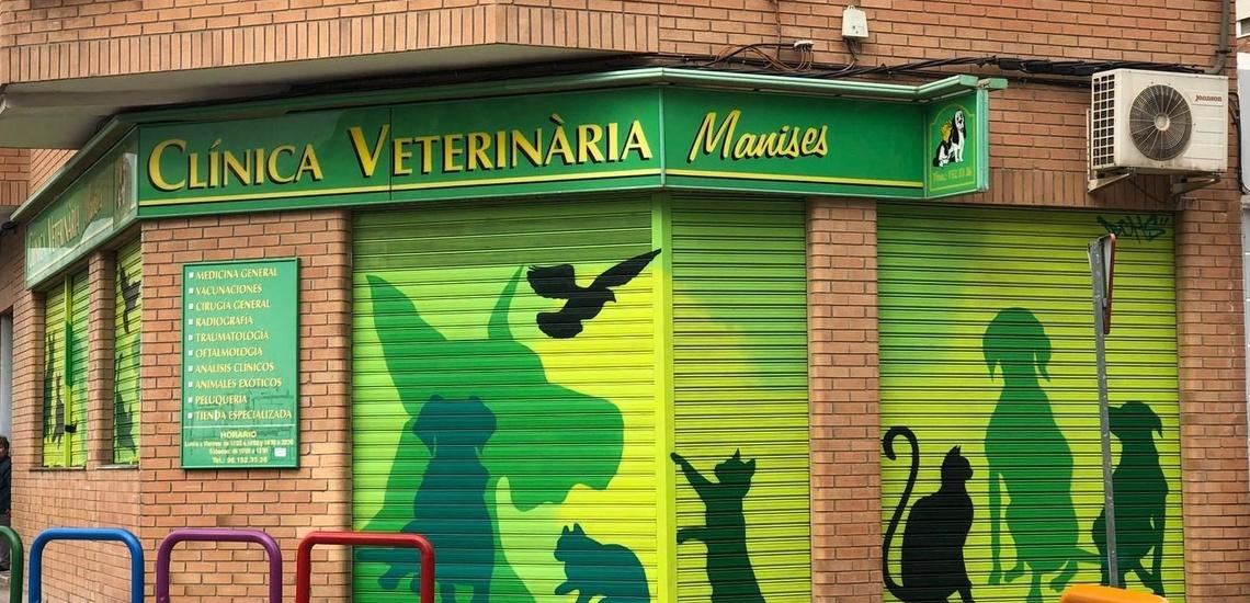 Clínica veterinaria en Quart de Poblet con las mejores instalaciones