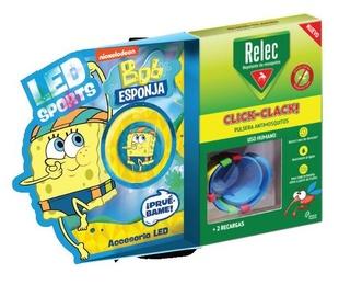Relec Pulsera Infantil Click-Clack