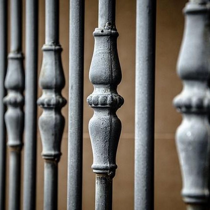Las rejas metálicas y sus usos en seguridad