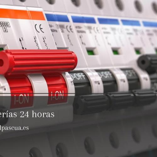 Electricistas 24 horasen Salamanca | Montajes Eléctricos Pascua