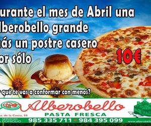 Todos los productos y servicios de Pizzerías: Alberobello