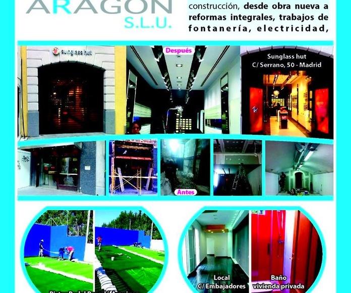 REFORMAS ARAGON