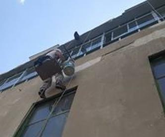 Reparación de fachadas Ourense