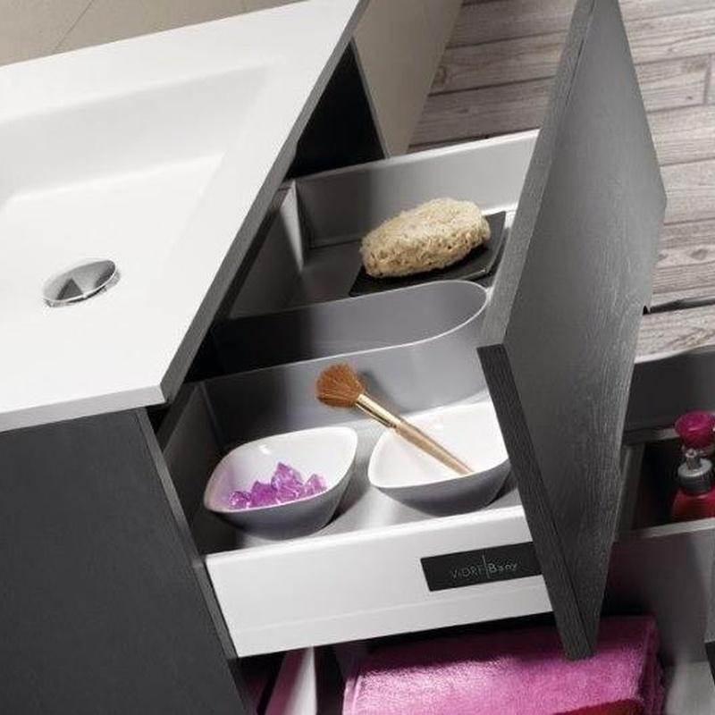Mueble de baño Vidrebany colección Ambient modelo Two