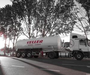 Transportes en camión cisterna en Murcia