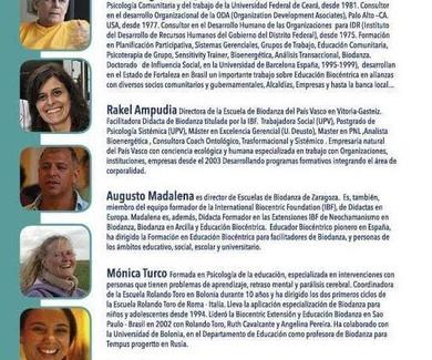 Abiertas las inscripciones para la Formación en Educación Biocéntrica, en España