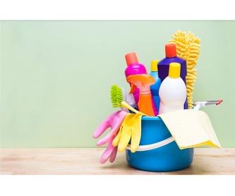 Organismos públicos: Servicios de Colim Limpiezas