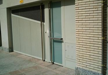 Puertas de garaje y automatismos