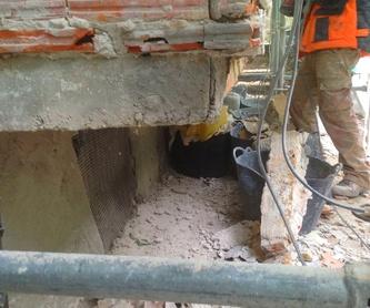 Impermeabilización con fibra de vidrio en cubiertas de tégola, uralita etc: Trabajos verticales Santander  de Trabajos Verticales Cantabria