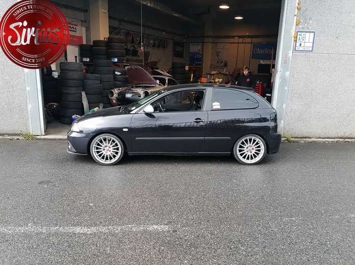 Seat Ibiza - Coilovers