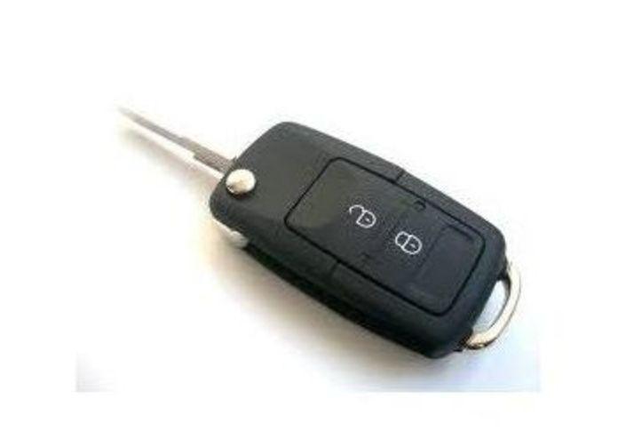 Llave de coche marca Wolkswagen con mando: Productos de Zapatería Ideal Alcobendas