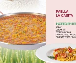 """Paella """"La Casita"""""""