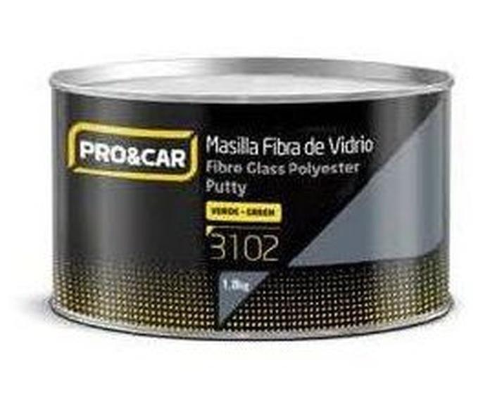 Masilla fibra vidrio 1'8 kg: Productos de Sucesor de Benigno González