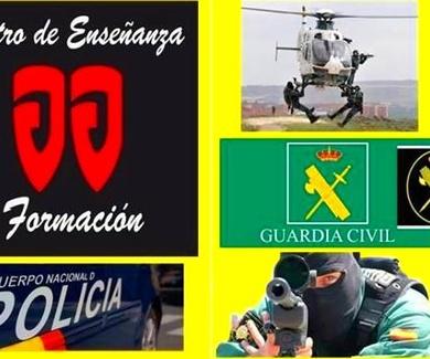 OPOSICIÓN POLICÍA NACIONAL Y GUARDIA CIVIL