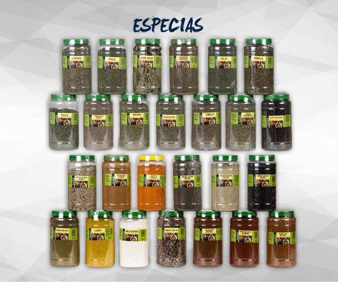 Especias y otros: Productos de Exclusivas San Luis