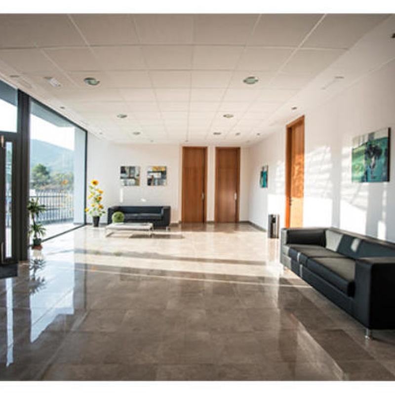 Instalaciones tanatorio Serra D'Espadá: Servicios de FUNERARIA MARCO